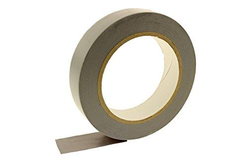 1  Gray 7 Mil Rubber Adhesive Pvc Vinyl Tape Osha Caution Marking Safety Electrical Removable Floor Tape 36 Yd