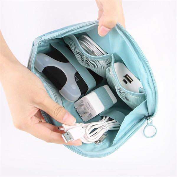Headphone Protective Case Coin Money Storage Container