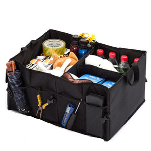 Multi-functional Storage Box For Car Container