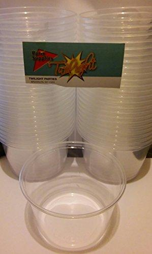 16-Ounce, Airtight Deli Food Storage Containers With Lids - 25 Pk-Twilight Parties-