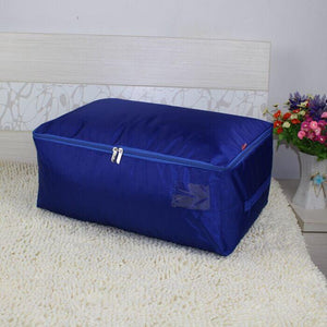 Oxford Fabric Storage Bags Markable House Moving Organizer Storage Container for Clothes Quilts