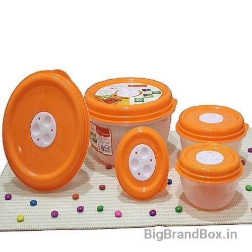 5 Pcs Set Storage Container