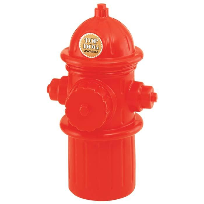 Hueter Toledo Fireplug Storage Container Red 13