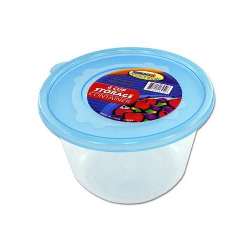 6 Cup storage container ( Case of 48 )