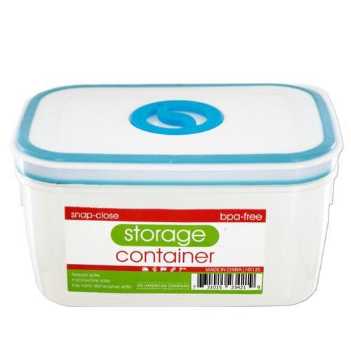 Food Storage Container with Vented Lid ( Case of 24 )