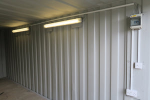 #15. 21x8 ft Anti Vandal secure store Storage Container