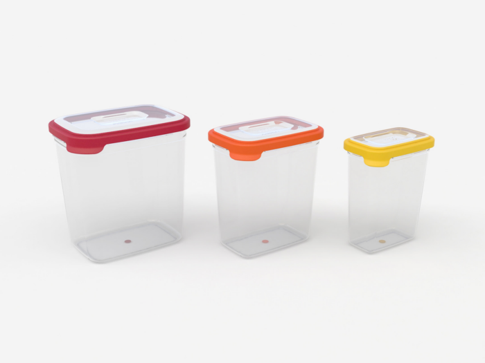 Nest Storage Tall (3 containers set)