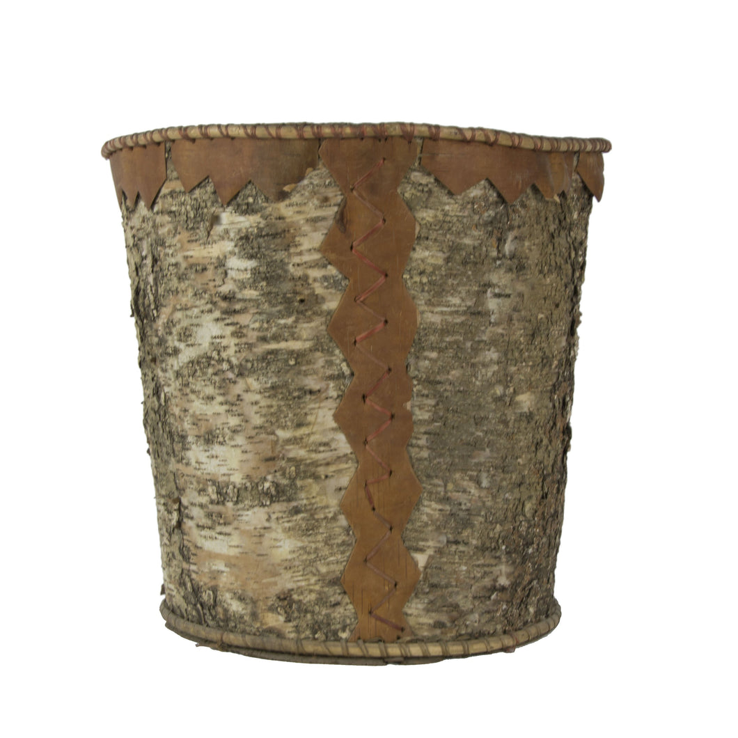 Chippewa Birch Bark Container