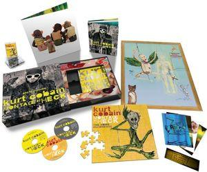 Kurt Cobain: Montage Of Heck Super Deluxe Edition (Blu-ray CD DVD Cassette 160 Page Book..... 2015 11-13-15 Release Date