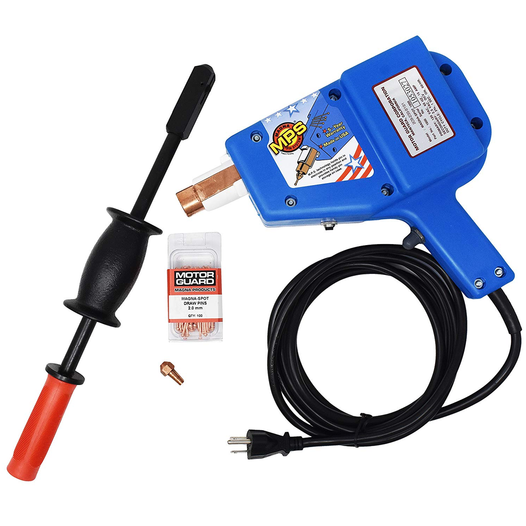 Motor Guard JO1050 Low Heat Entry Level Stud Welder