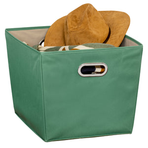 Large Storage Bin, Green