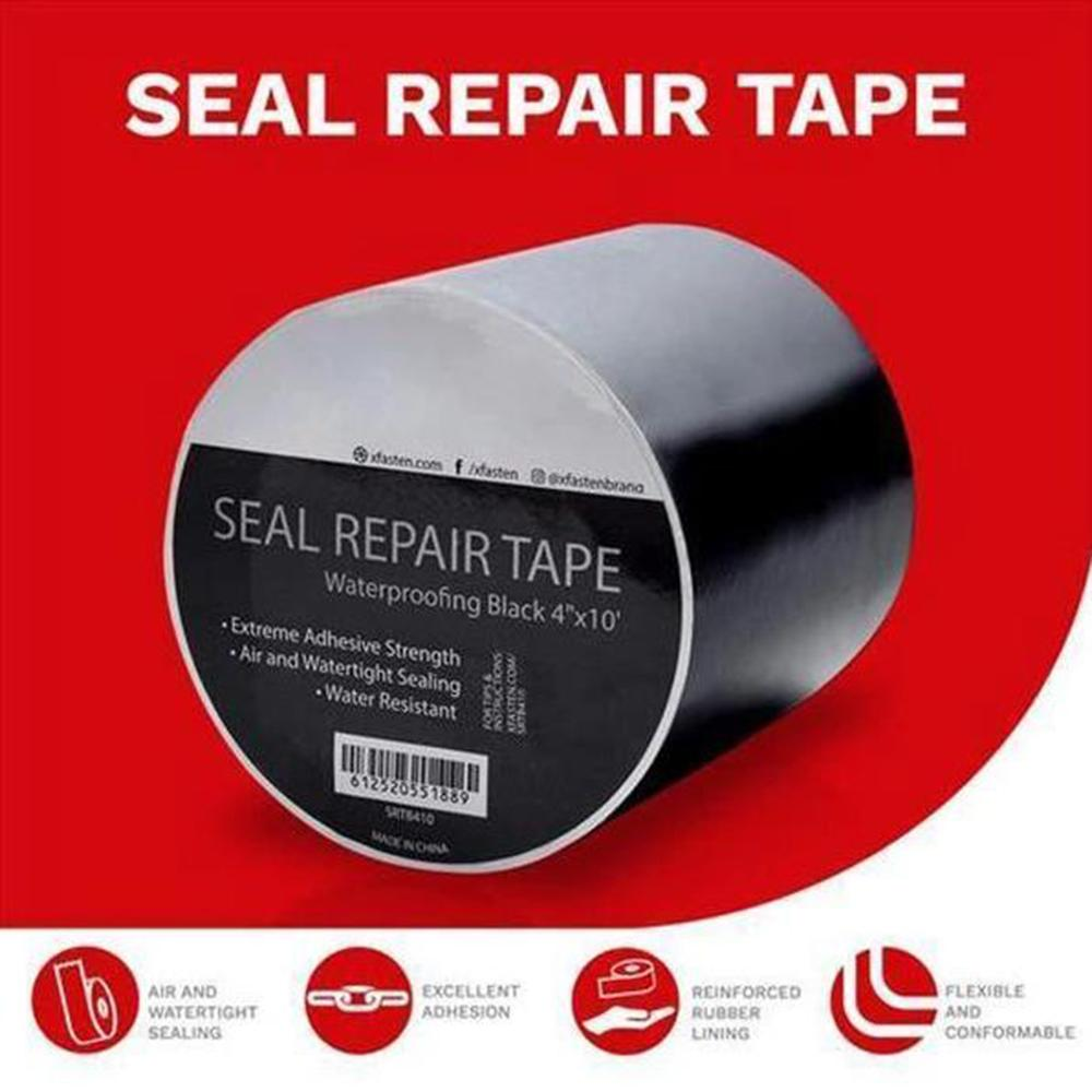 Patch Bond Super Strong Rubberized Waterproof Seal Repair Tape