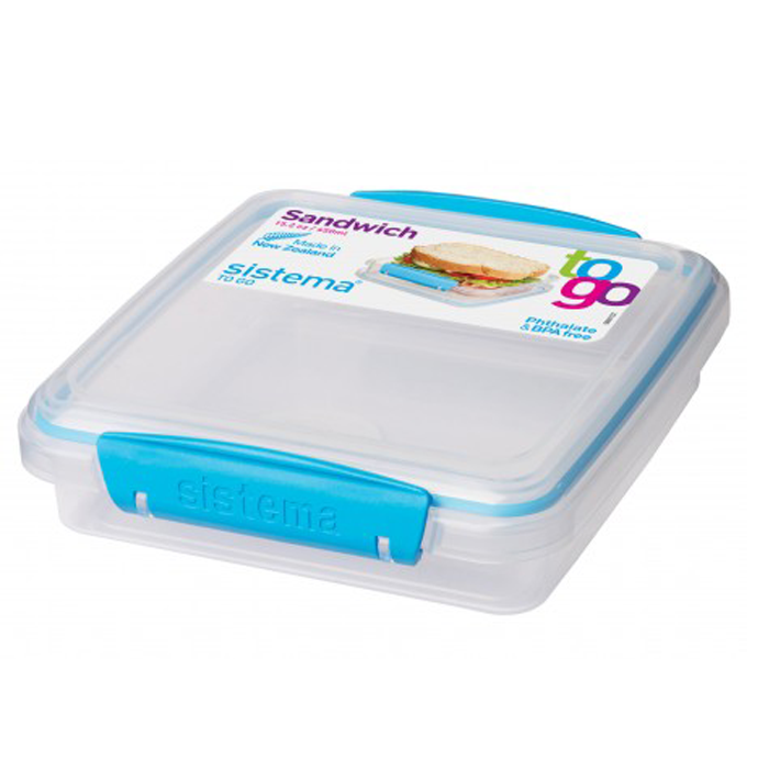 To Go Sandwich Box