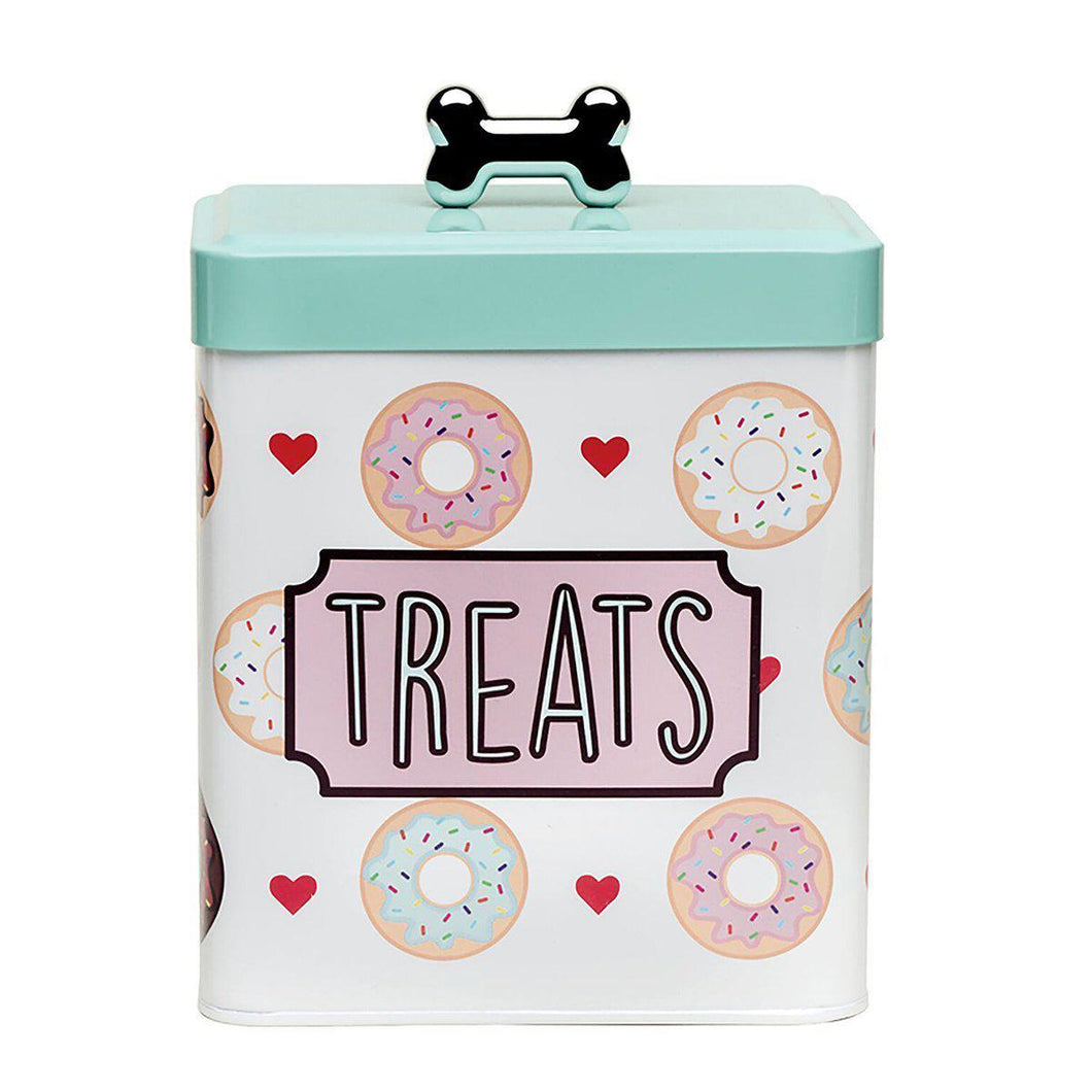 Baker's Dozen Dog Treat Canister