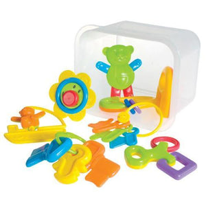 Rattle Assortment - Set of 8