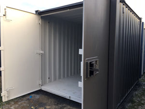 12x8 ft Anti Vandal secure store Storage Container