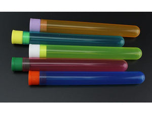 DoobTube Air-Tight Joint Tube - Large / King Size Translucent NO Logo Single Asstd Colors