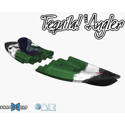 Tequila! kajak - sit-on-top kayak