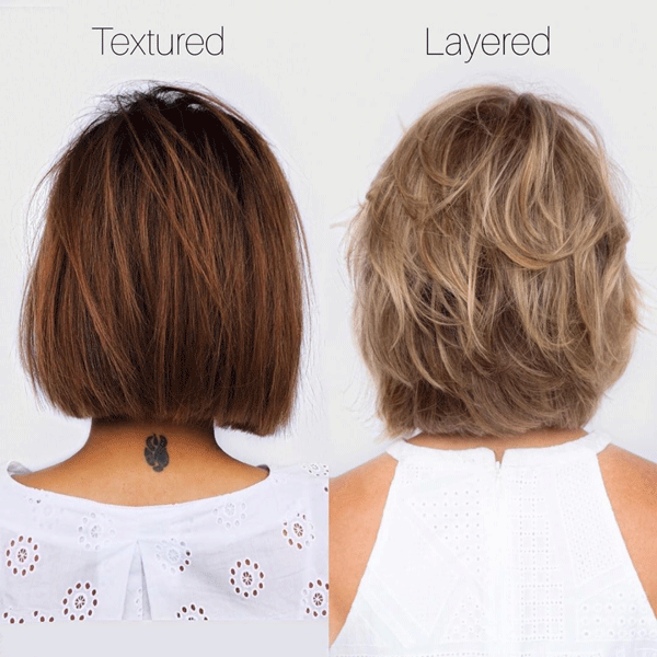 TEXTURE VS. LAYERED BOB: READ THIS TO LEARN THE DIFFERENCE!