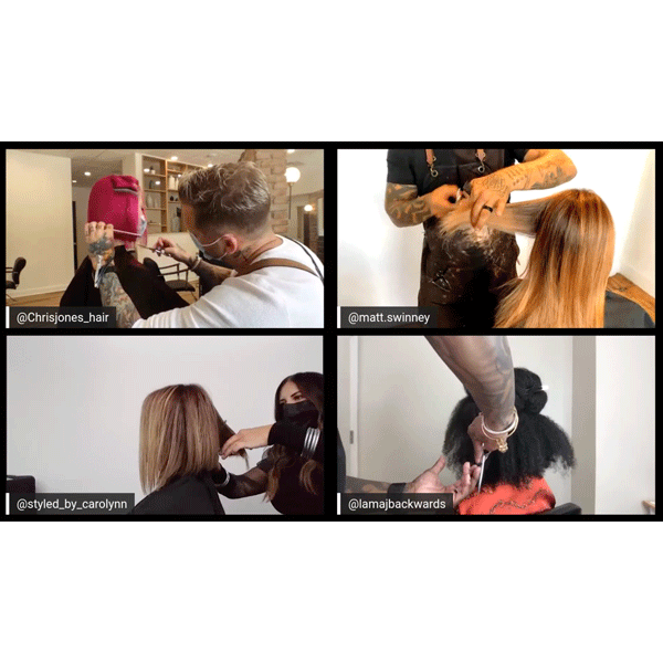 4 Dry Cutting Techniques For Every Client
