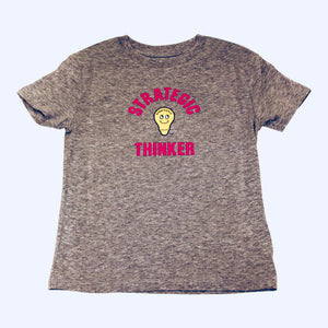 Strategic Thinker-Heather Grey