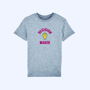 Decision Maker-Heather Grey