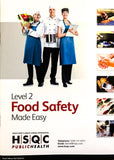 HSQC Level 2 Food Safety Distance Learning Pack