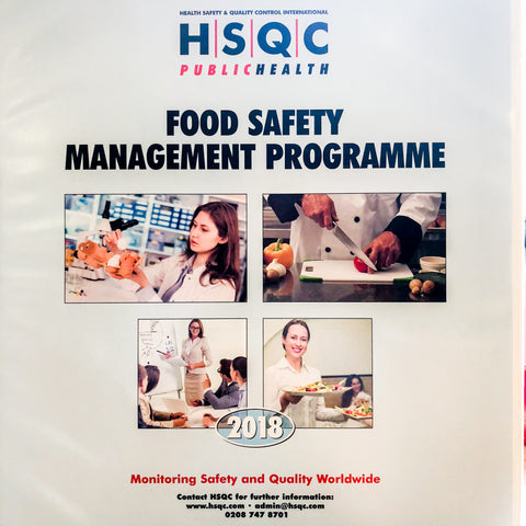 Food Safety Management Programme