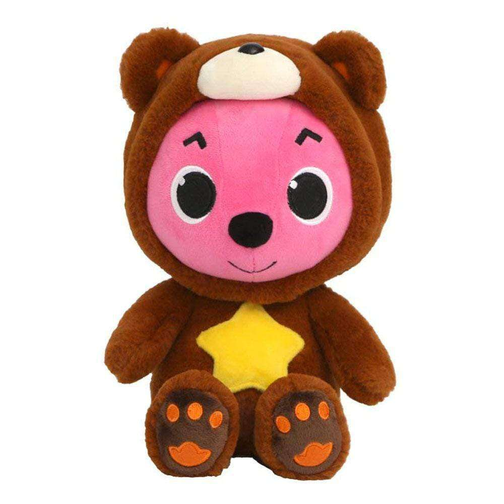 Prince Pinkfong Dressed up in Bear Costume