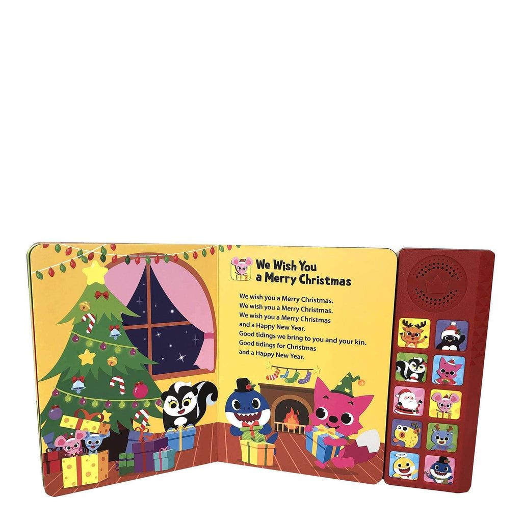 Christmas Carols Sound Book
