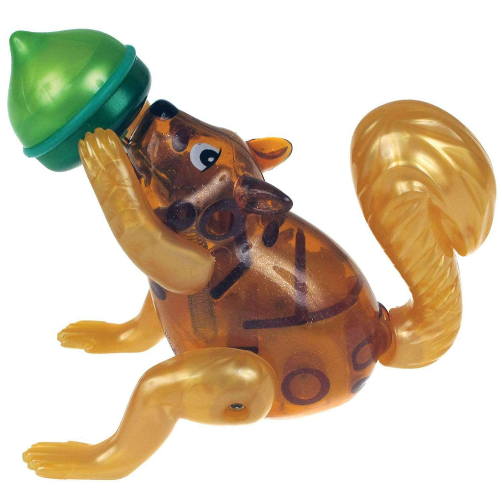 SPINNING SQUIRREL, SCAMPER