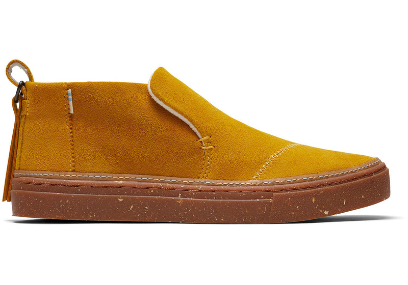 TOMS // PAXTON SUEDE ( 3 couleurs )