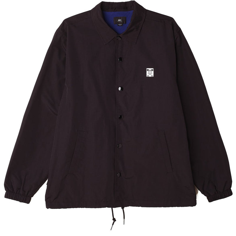 OBEY // MANTEAU VILLE ICON COACHES ( 2 couleurs )