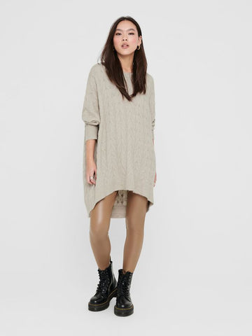 ONLY // LONG PULL EN TRICOT (  2 couleurs )
