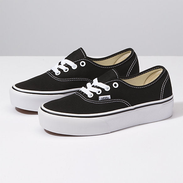 vans authentic fille
