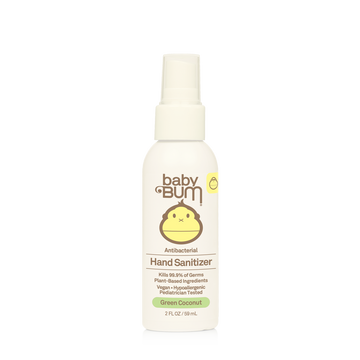 BABY BUM, HAND SANITIZER, NETTOYANT, DÉSINFECTANT, SUN BUM, DM2 SHOP