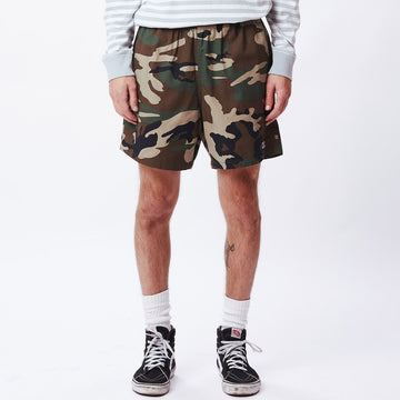 OBEY // SHORT HOMME EASY RELAXED CAMO