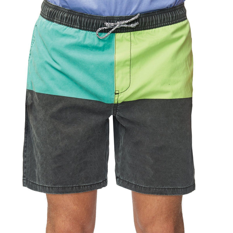 GLOBE SIDEKICKER SUNRISE SLIME POOLSHORT BOARDSHORT DM2