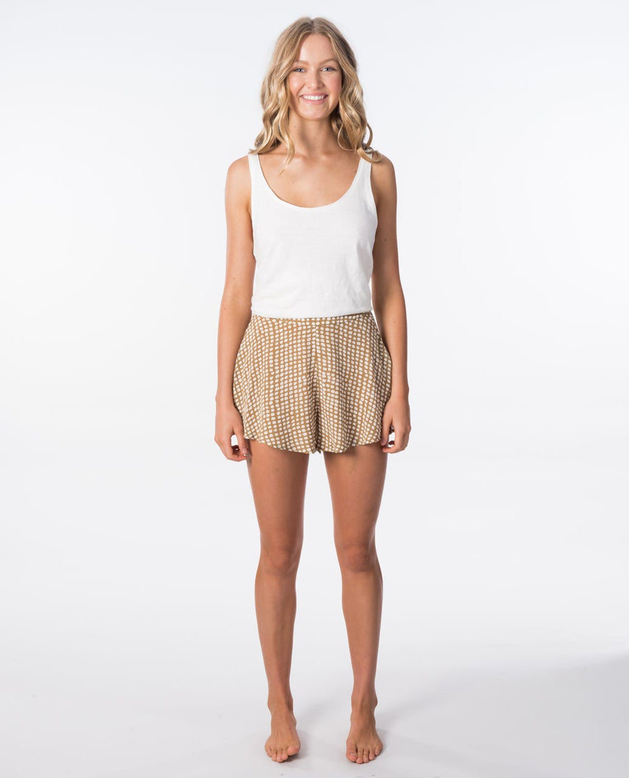 RIP CURL // PARADISE COVE SHORT SKIRT