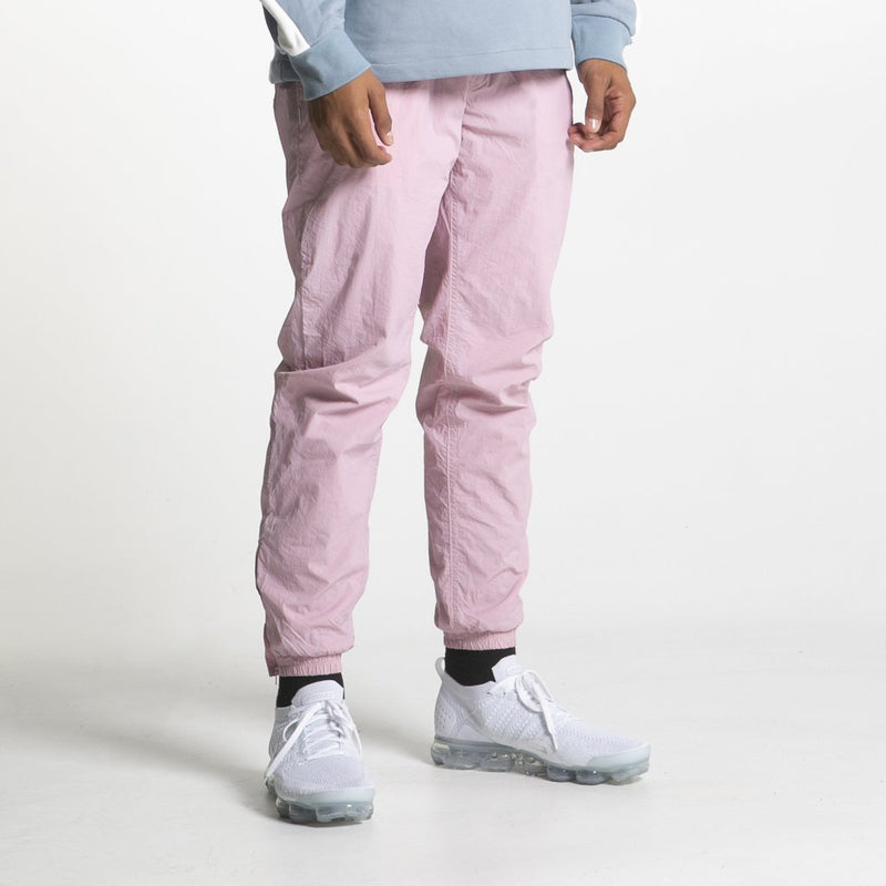 FAIRPLAY // JOGGER NYLON MAUVE