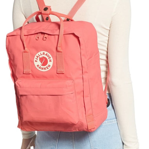 KANKEN, F23510, SACS, SAC À DOS, BACKPACK, FJALLRAVEN, SAC À MAIN, MINI BACKPACK, DM2 SHOP, PEACH PINK