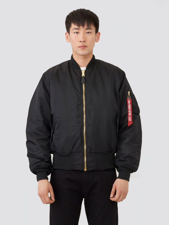 ALPHA INDUSTRIES, BLOOD CHIT, MA-1, ARMY, AVIATION, DM2 SHOP, HOMME, MEN