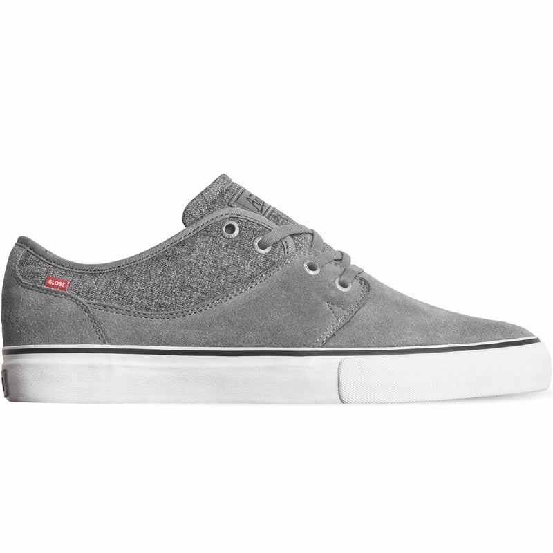 GLOBE, MAHALO, GREY CHAMBRAY, SKATE SHOES, MEN, HOMME, DM2 SHOP