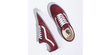 VANS // UNISEX SHOES OLD SKOOL BURGUNDY