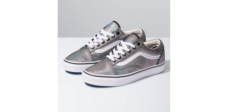 OLD SKOOL, VN0A4BV5, CHAUSSURE, FEMME, VANS, DM2 SHOP, IRIDESCENT, IRRIDESCENT