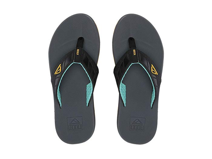 REEF PHANTOMS GREY SANDALS SANDALES HOMME