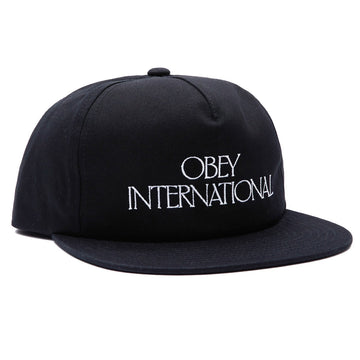 PAYERS CLUB, CASQUETTE, SNAPBACK, HOMME, FEMME, OBEY