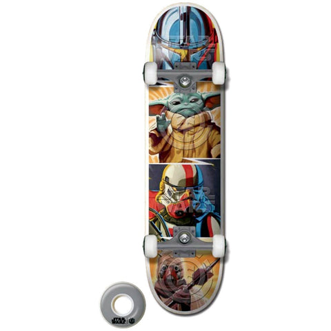 SKATE/LONGBOARD, QUAD, STAR WARS, ELEMENT, SKATE, COMPLETE, dm2 shop