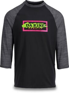 DAIKINE SURF TEE UPF 50+ ROOTS CANNERY LOGO BEACH LIFE DM2 SHOP MEN HOMME