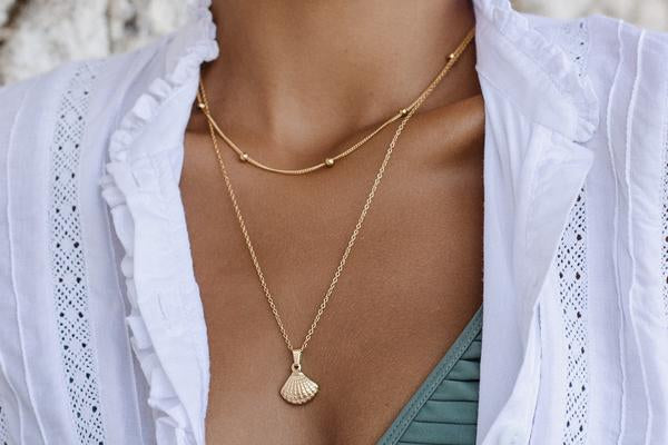 TWENTY COMPASS // SEABREEZE NECKLACE